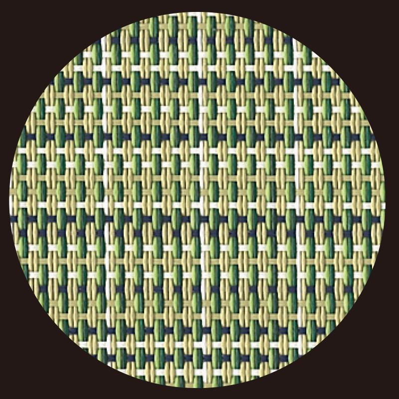 ストロング丸コースター 2-1737-9 フレッシュグリーン