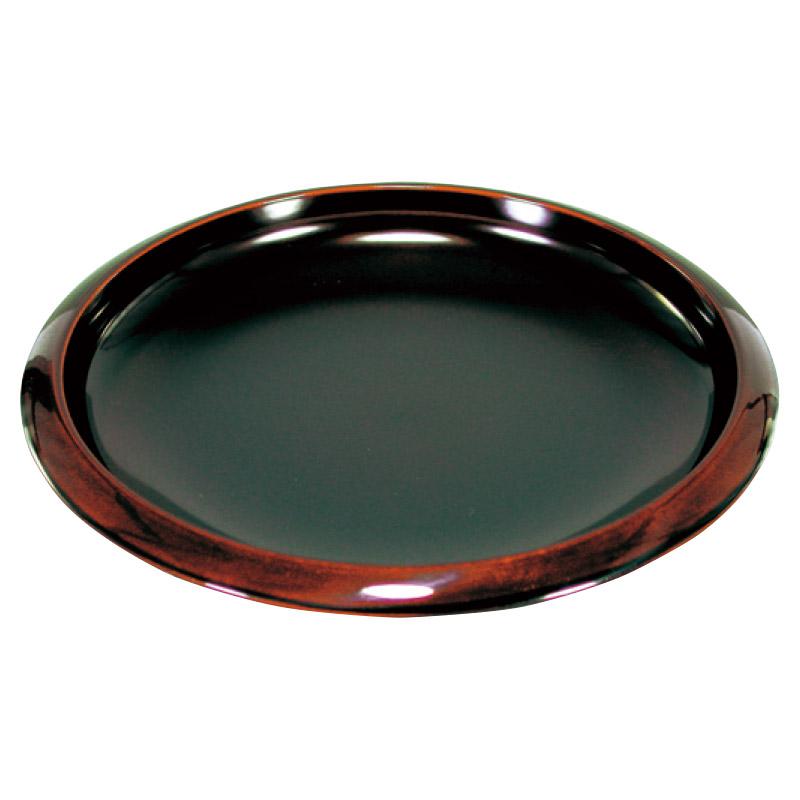鉄鉢 溜(漆塗) 6寸 2-1754-19