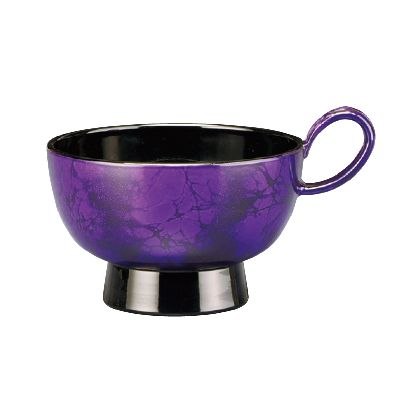 仙才トッティー椀(大) 紫八雲 2-222-8