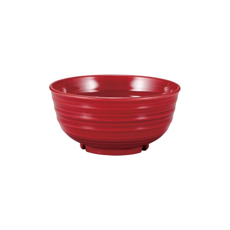 PBT荒彫鉢 小豆刷毛 16cm 2-786-7