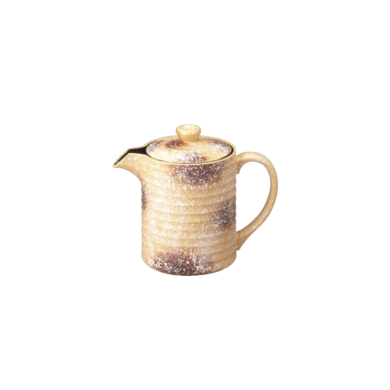 樹脂製 やすらぎ汁次 志野ぼかし ミニ(250cc) 2-880-11