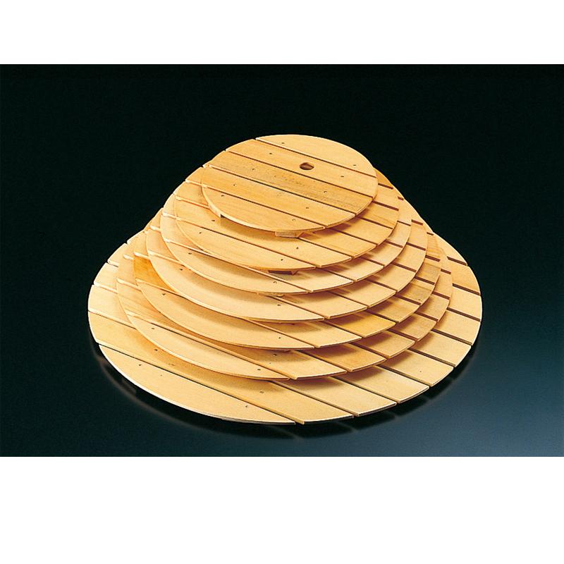 越前漆器木製目皿 2-942-24 8寸