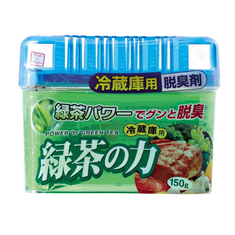 緑茶の力 冷蔵庫用 脱臭剤 150g