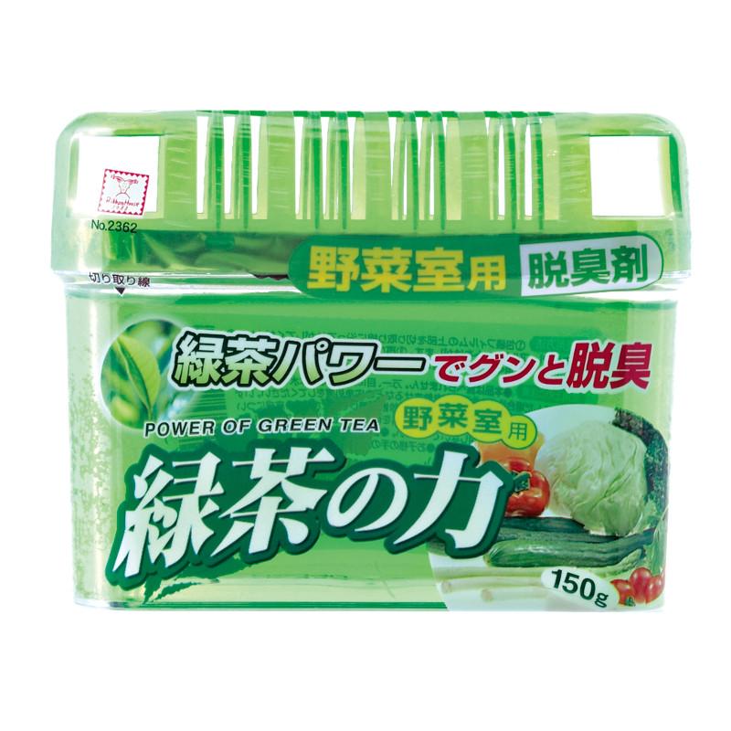 緑茶の力 野菜室用 脱臭剤 150g
