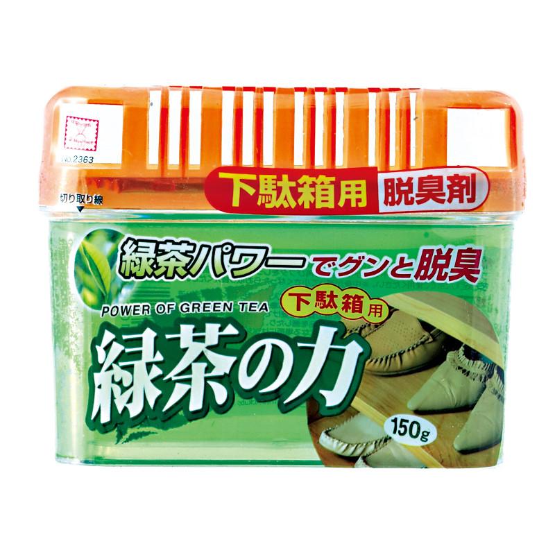 緑茶の力 下駄箱用 脱臭剤 150g