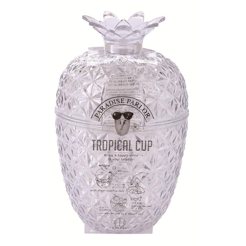 トロピカルカップ クリア